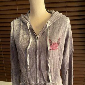 Harley Davidson Las Vegas Burnout hoodie